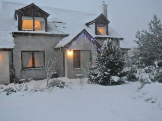 Sealladh Breagh Aviemore  Hot Tub Ski Dog Friendly sleeps 8