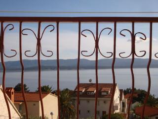 Sea view apartment Brizic1 A4+1, Bol