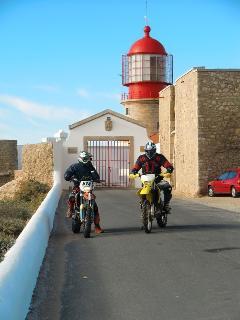 Trailriding with Sandytoes Algarve