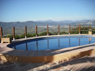 javea holiday villa on montgo, Javea