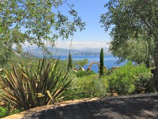 View to Albania