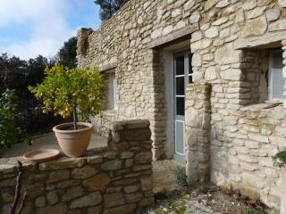 LA BAUMO 2  Ferienhaus / cottage / gîte / 2 Pers., Le Beaucet