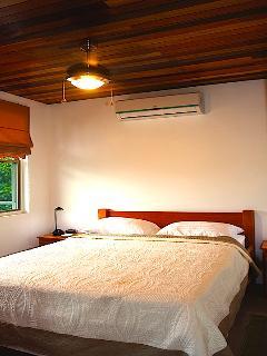 Queen Bedroom with AC