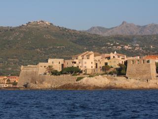 résidence la citadelle 1 place du chateau, Algajola