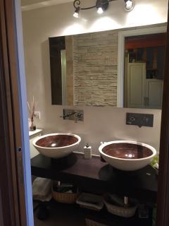 Master bathroom, #1