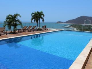 First Class Views Overlooking Private Beach, Santa Marta