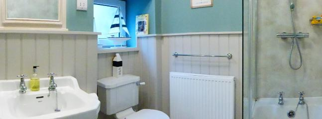 Bathroom corner