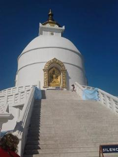 World peace Stupa