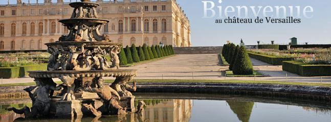 Visitez le splendide Château de Versailles à 10 min en bus