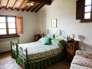 Romantico cottage in Val D'Orcia Toscana