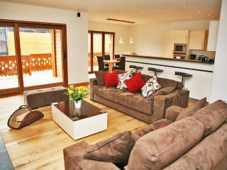 The Lodge-Champéry Apt 5/8, Champery
