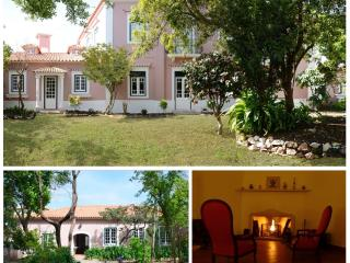 Quinta da Condeça (Casa Encarnada) + Swimming pool, Obidos