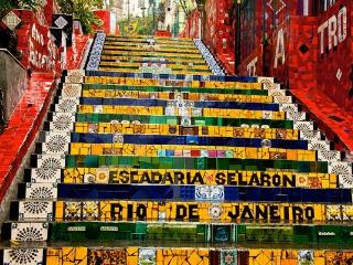 APTO 2Q LAPA RIO DE JANEIRO ESCADA SELARON, Rio de Janeiro