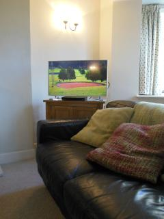 32 inch, HD TV , built in free satalite 'smart tv' with internet