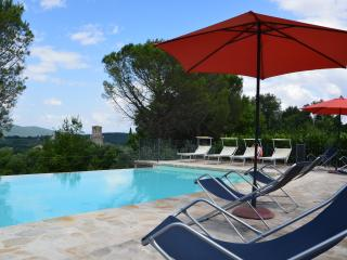 Wonderful private villa 12 people, swimming pool, San Terenziano
