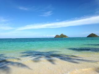 Large studio in beautiful Lanikai; steps to beach, Kailua