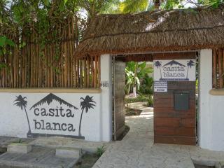 Beach front condo in Puerto Morelos