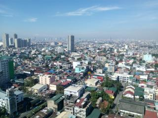 Manila guestroom, new+clean+views-value for money!