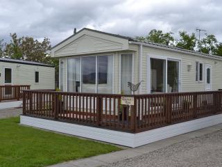 The Robertsons Roost , Dornoch Firth Caravan Park,