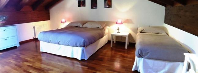 mansarda room