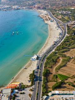 Ghadira Bay- Mellieha- 10 minutes away by bus