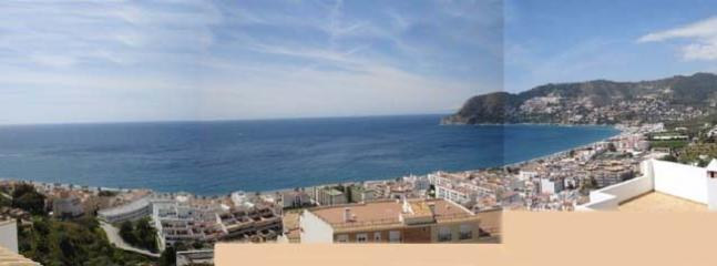 panoramic views, from shared roof top terrace, and your private terrace