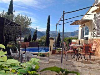 Detached villa in Orba with pool, Costa Blanca
