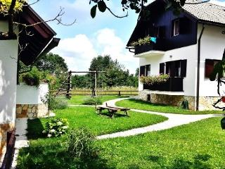 Etno Garden- Family apartment 2., Plitvice Lakes National Park