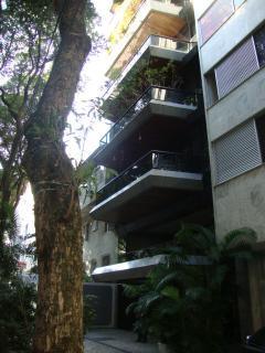 Ansicht mit Balkon,4.Stock