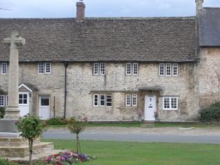 The Front of the House from the Village Green