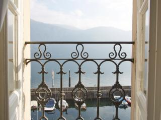 Lakeview Apartment, Lago Maggiore, Northern Italy, Cannobio