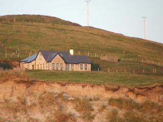 Beach House at Dooey,Lettermacward, Co Donegal on the Wild Atlantic Way