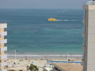 1 Bedroom apartment with sea views and free SPA, Calpe