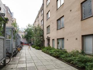 Cozy flat in the center of Helsinki