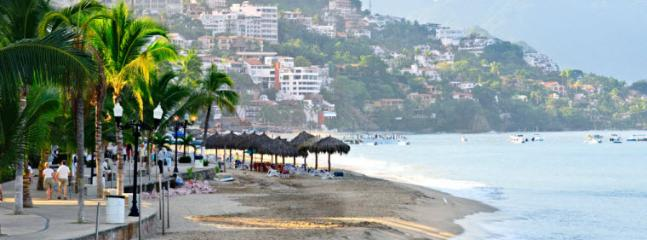 Downtown Vallarta beaches