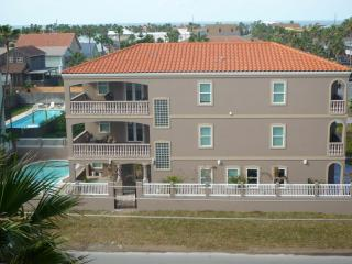 BEACHVIEW8BDRM/10BTH/HEATED POOL/JACUZI/BILLIARD, Île de South Padre