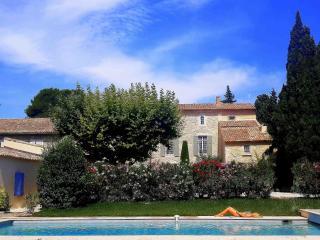 La Choisity - Bastide 18ème à louer près d'Avignon, Aramon