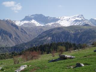 La Truelle, Seyne les Alpes