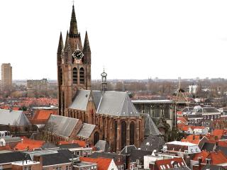 Luxury Apartments Delft Golden Heart A