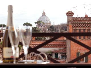 CHARMING VATICAN FLAT! 3BD 3BTH FREE WIFI AC 8PERS, Ciudad del Vaticano
