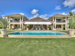Modern Luxury Villa on the Cana Golf Course of the Punta Cana Resort & Club.