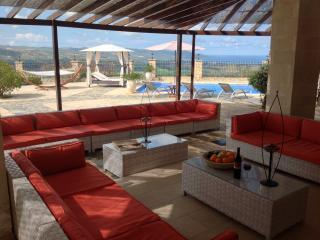 Asteri Villa- very private villa near Polis with spectacular views to the sea