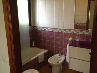 Baño en habitacion de matrimonio