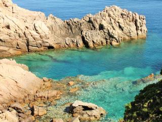 Villino a schiera panoramico Costa Paradiso