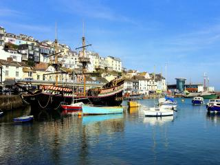 Captains Cabin, Brixham