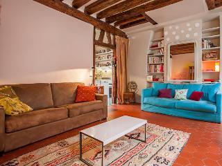 Lovely Saint Germain 1 bedroom apart., 4 sleeps, Parijs