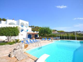 Castro Marina Swimming Pool Villa in Puglia