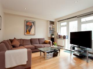 Primrose Hill Belsize park apartment with terrace, Londres