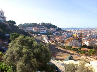 Apartamento Romântico na Graça/Castelo, Lissabon
