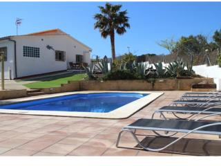 Villapedro, detached villa with swimming pool,Sitges